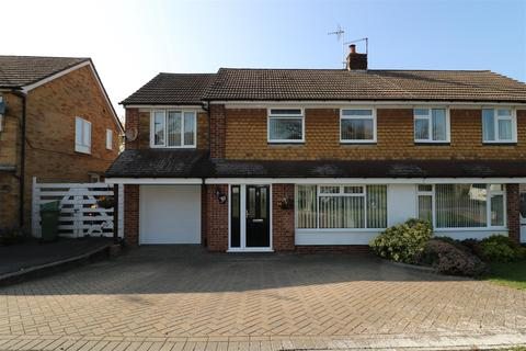 4 bedroom semi-detached house for sale - Foxcombe Drive, Tilehurst, Reading