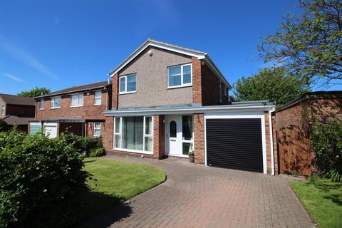 3 bedroom detached house for sale - Linacre Close, Gosforth, Newcastle Upon Tyne