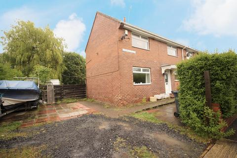 3 bedroom end of terrace house for sale - Knowle Place, Newcastle Upon Tyne