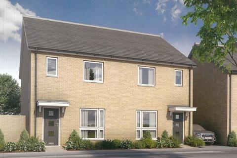 3 bedroom semi-detached house for sale - Longhorn Drive, Whitehouse, Milton Keynes, MK8