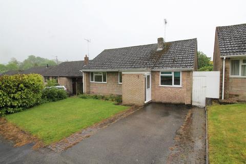 2 bedroom detached bungalow for sale - Weskers Close, Clipston