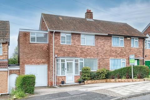 4 bedroom semi-detached house for sale - Long Mynd Road, Bournville Village Trust, Birmingham, B31 1HJ