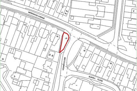 Plot for sale - Hosker Close, Headington, Oxford, OX3