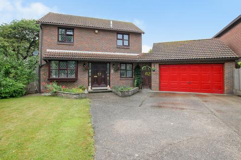 4 bedroom detached house for sale - Seahaven Gardens, Shoreham-by-Sea, West Sussex BN43 5NX