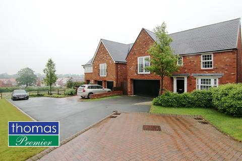 4 bedroom detached house for sale - Greenfields Lane, Malpas, SY14