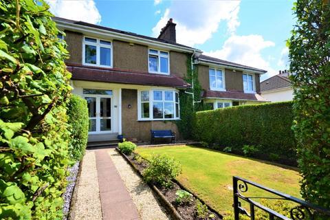 3 bedroom terraced house for sale - Winchester Drive, Kelvindale, Glasgow, G12 0NE