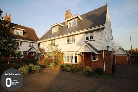 4 bedroom detached house to rent - Chaplin Court Sutton At Hone DA4
