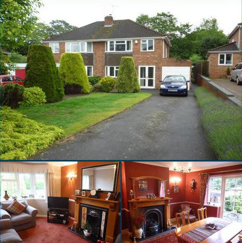 3 bedroom semi-detached house for sale - CASTLE GROVE, OLDSWINFORD, STOURBRIDGE DY8
