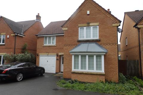 4 bedroom detached house to rent - Broadnook Close, Bradgate Heights, Leicester LE3
