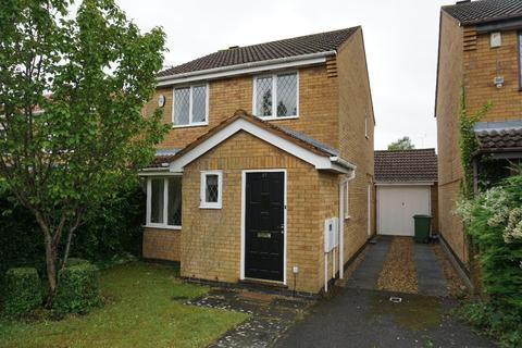 3 bedroom detached house to rent - HOLLOW WOOD, OLNEY