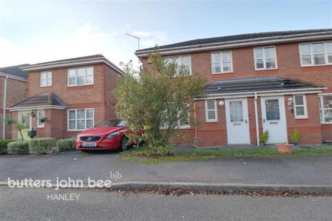 3 bedroom semi-detached house to rent - Bullrushes Close, Etruria
