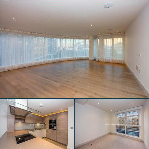 2 bedroom apartment to rent - Townmead Road, Fulham, SW6