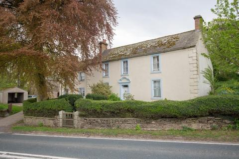 5 bedroom property with land for sale - Overgate Farmhouse, Mealsgate, Cumbria CA7
