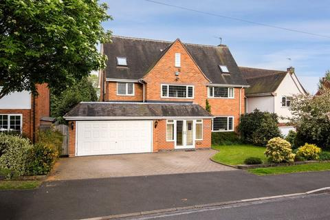 6 bedroom detached house for sale - Brooks Road, Wylde Green