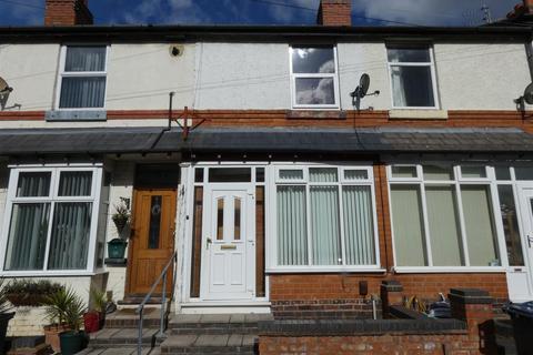 2 bedroom terraced house to rent - Wroxton Road, Yardley, Birmingham