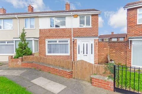 3 bedroom terraced house for sale - Etherley Walk, Hardwick, Stockton-on-Tees, Cleveland , TS19 8JD