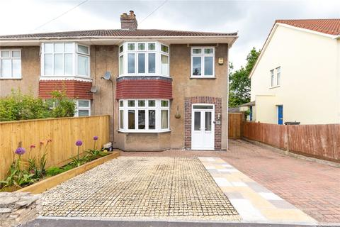 3 bedroom semi-detached house for sale - Kendon Drive, Westbury-On-Trym, Bristol, BS10