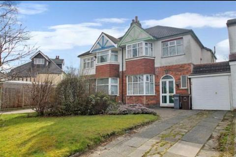 3 bedroom semi-detached house to rent - Resevoir Road, Solihull, Birmingham B92