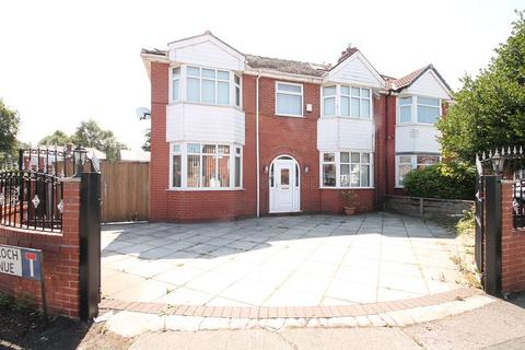 4 bedroom semi-detached house to rent - Gairloch Avenue, Stretford, Manchester, M32 9LL