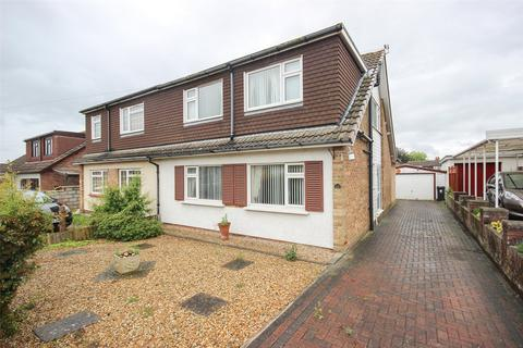4 bedroom semi-detached house for sale - Bourton Avenue, Stoke Lodge, Bristol, BS34
