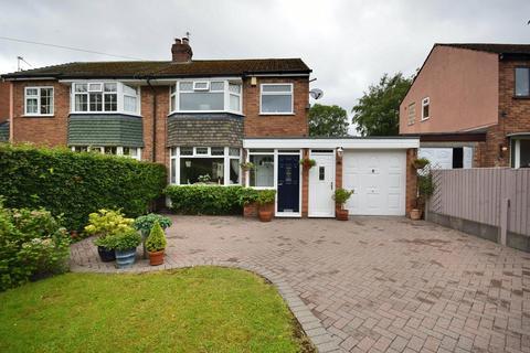 3 bedroom semi-detached house for sale - 8 Waterloo Road, Poynton.