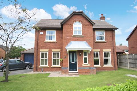 4 bedroom detached house for sale - Leaside Way, Wilmslow