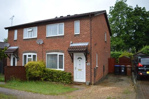 3 bedroom semi-detached house for sale - Probyn Close, Southfields, Northampton NN3 5LN