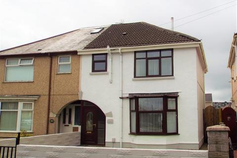 3 bedroom semi-detached house for sale - 305 Middle Road, Gendros, Swansea