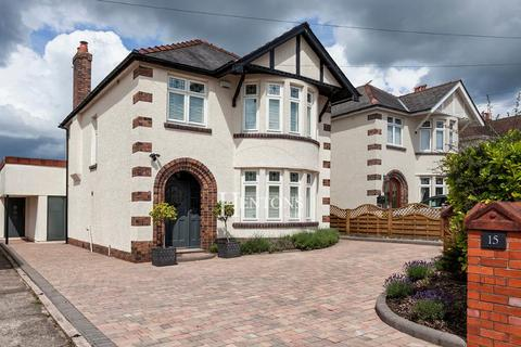 4 bedroom detached house for sale - Celyn Grove, Cyncoed, Cardiff