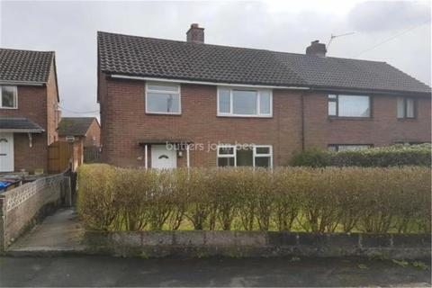 3 bedroom semi-detached house to rent - Church Close, Biddulph,