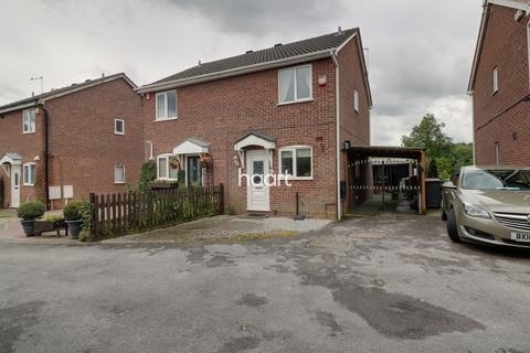 2 bedroom semi-detached house for sale - Oak Tree Close, Nottingham