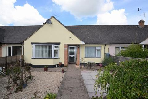 2 bedroom terraced bungalow for sale - TOWN CENTRE BUNGALOW ON A LEVEL PLOT WITH PARKING!!