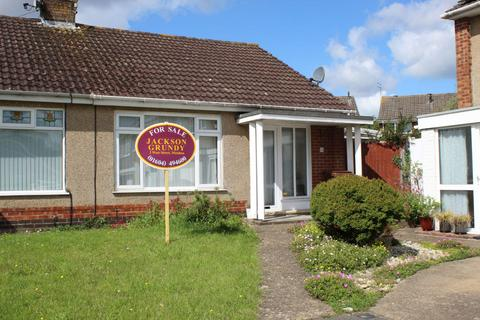 2 bedroom semi-detached bungalow for sale - Oundle Drive, Moulton, Northampton NN3 7DD