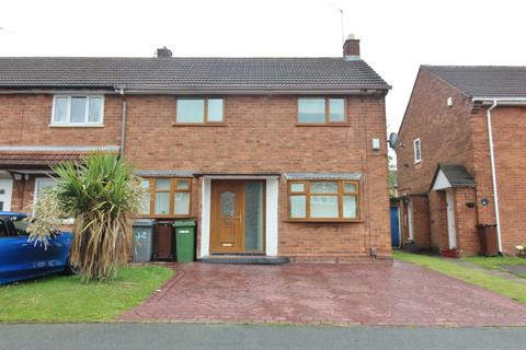 3 bedroom townhouse for sale - Merrick Rd, Wednesfield