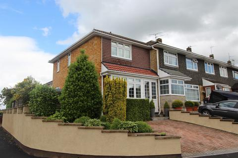 2 bedroom end of terrace house for sale - Long Eaton Drive, Hengrove, Bristol, BS14 9AP