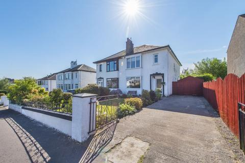 4 bedroom semi-detached house for sale - 45 Largie Road, Newlands, Glasgow, G43 2RD