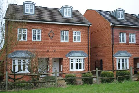 4 bedroom semi-detached house to rent - Skylark Way, Shinfield, Reading, RG2 9AD
