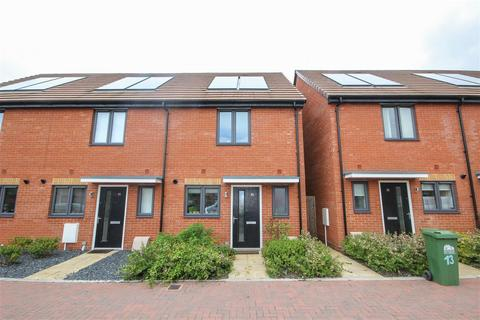 2 bedroom end of terrace house for sale - Mercator Close, Southampton
