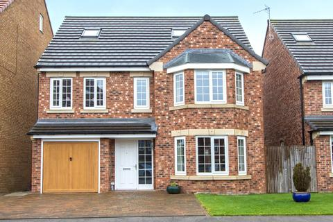 5 bedroom detached house for sale - Principal Rise, York, YO24 1UF
