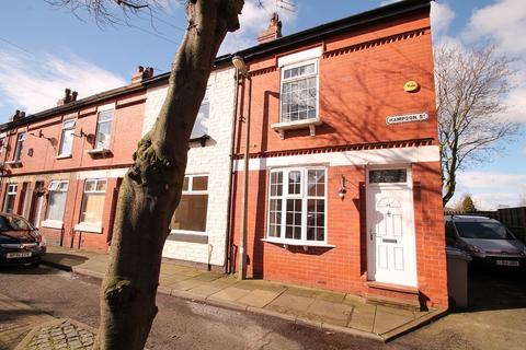 2 bedroom terraced house to rent - Hampson Street, Sale, M33 3HJ