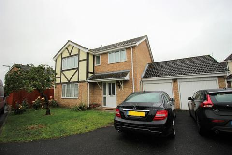 4 bedroom detached house to rent - Lander Close, Milton