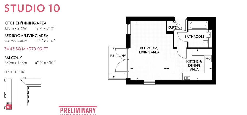 Floorplan: Picture No. 07