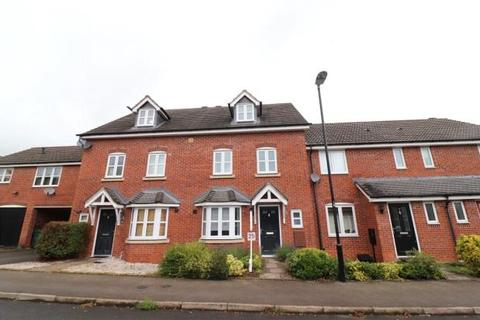 4 bedroom terraced house for sale - Manhattan Way, Bannerbrook, Coventry, West Midlands