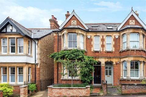 4 bedroom semi-detached house for sale - Southfield Road, Oxford, OX4