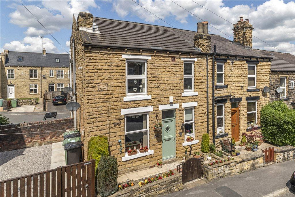 Yorkshire Terrace: Eggleston Street, Leeds, West Yorkshire 2 Bed End Of