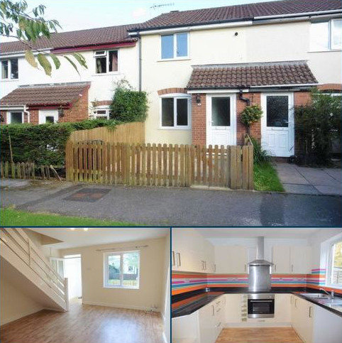 2 bedroom terraced house to rent - Webber Close, Ogwell