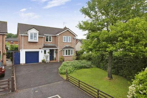 4 bedroom detached house for sale - Family home in Uffculme catchment!
