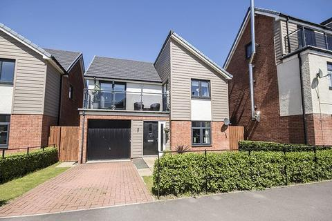 4 bedroom detached house for sale - Leasingthorne Way, Brunton Village