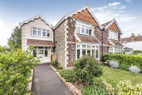 4 bedroom semi-detached house for sale - Stoke Lane, Bristol