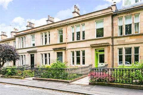 4 bedroom terraced house for sale - Hamilton Drive, Botanics, Glasgow